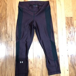 Like new Under Armour Capris- Small